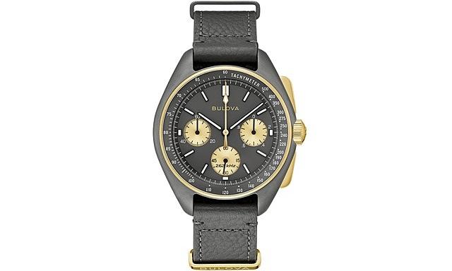 Bulova ra mắt đồng hồ phiên bản giới hạn kỷ niệm 50 năm được bay lên mặt trăng