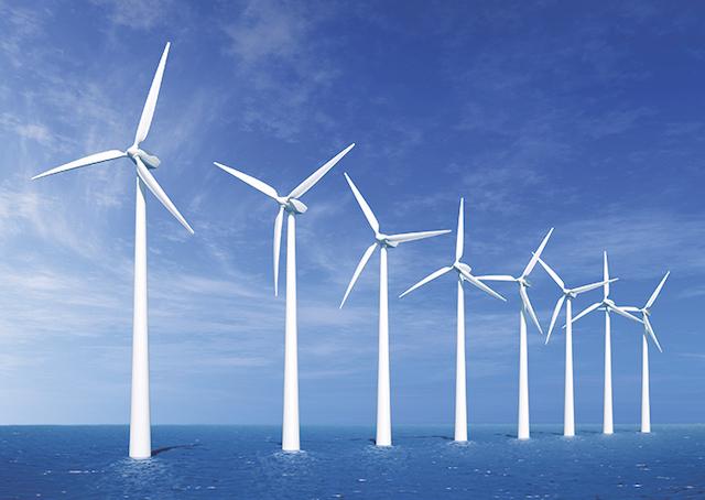 Thêm 106 nhà máy điện gió với công suất hơn 5.655 MW đề nghị vận hành thương mại. Ảnh: EVN.