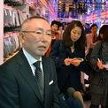 <p> Vào năm 2017, Yanai từng chia sẻ với <em>Nikkei Asian Review </em>rằng ông dự định từ chức Chủ tịch Fast Retailing khi bước sang tuổi 70. Tuy nhiên, năm nay dù đã 72 tuổi, tỷ phú giàu nhất Nhật Bản vẫn đảm nhận vai trò này. (Ảnh: <em>Getty Images</em>)</p>