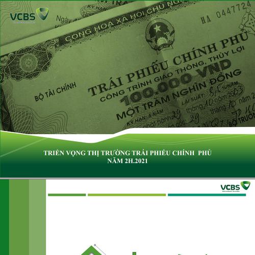 VCBS: Triển vọng thị trường trái phiếu Chính phủ nửa cuối năm 2021