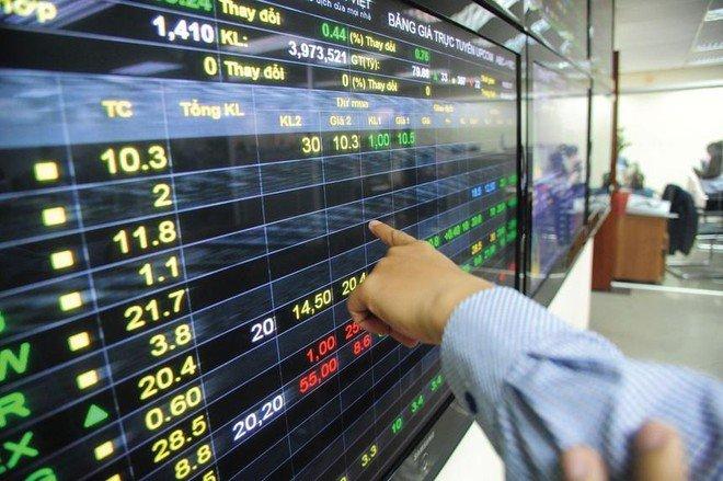 Áp lực bán mạnh cuối phiên, VN-Index đảo chiều