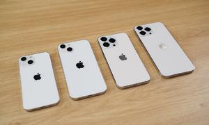 Mô hình iPhone 13 xuất hiện tại Việt Nam