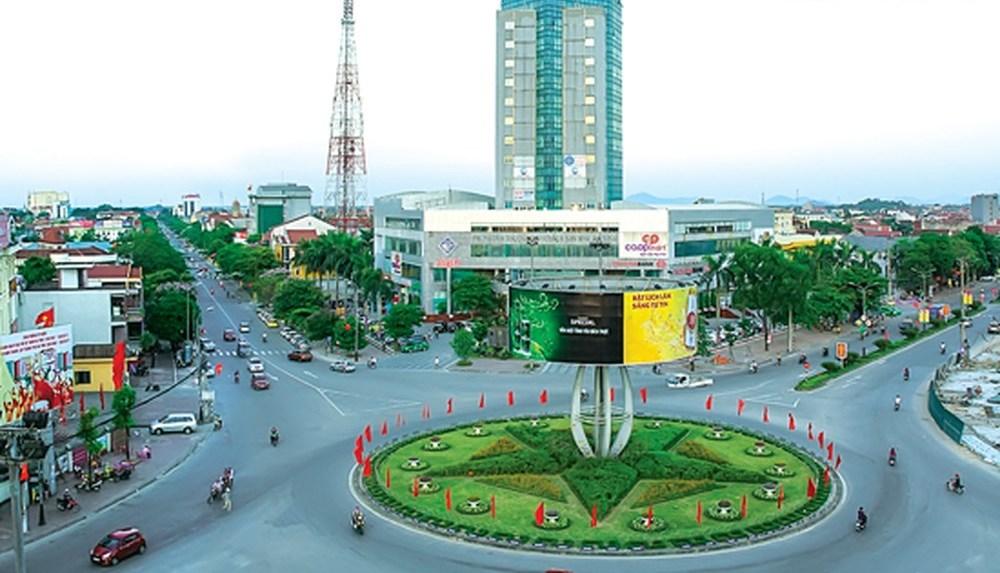 Hà Tĩnh duyệt quy hoạch 1/500 khu đô thị 262 ha