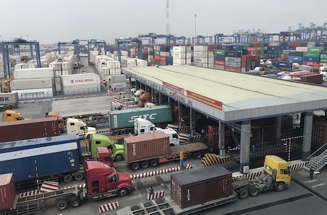 Nhiều quy định mới sẽ được áp dụng tại cảng Cát Lái từ ngày mai (7/8).