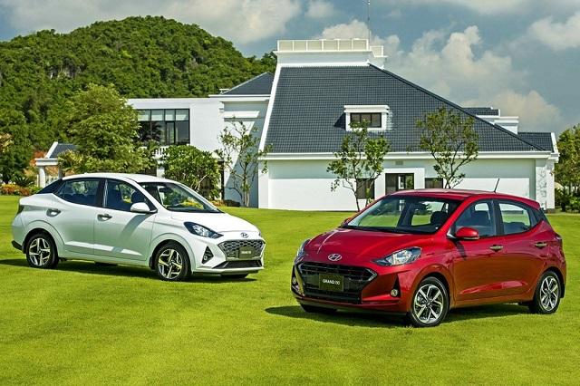 Hyundai i10 thế hệ mới được ra mắt tại Việt Nam, giá từ 360 triệu đồng