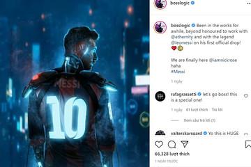 Messi tạo vũ trụ ảo mang tên mình, chuẩn bị bán NFT