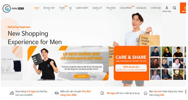 Startup Coolmate tiếp tục nhận đầu tư từ VIC Partners.