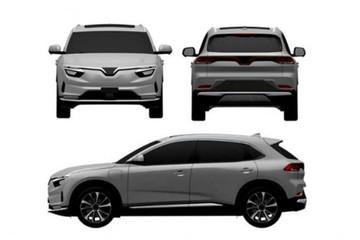 VinFast hé lộ 3 ôtô điện cỡ nhỏ e32, 33, 34P, dự kiến ra mắt năm 2023