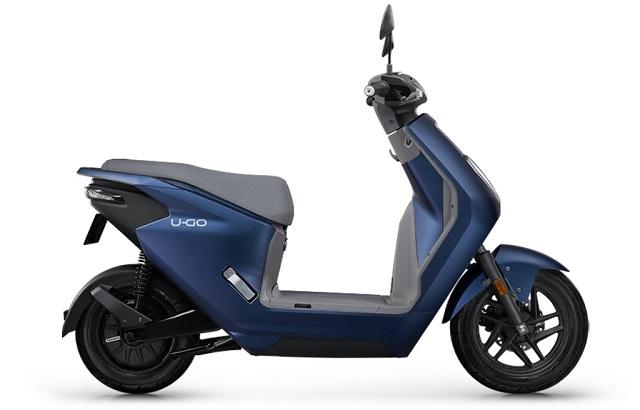 Xe máy điện Honda U-GO. Ảnh: Thanh Niên