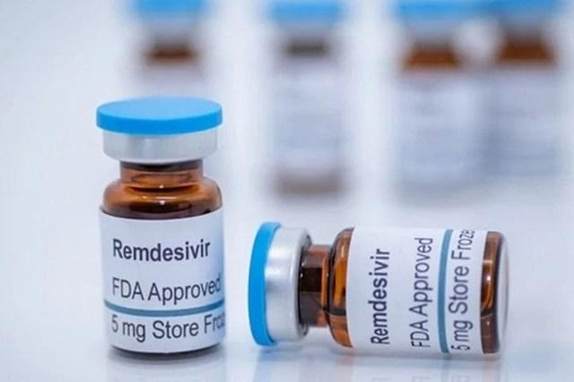 Ngày 8.8, thuốc Remdesivir điều trị COVID-19 bắt đầu dùng cho bệnh nhân tại TP.HCM. Ảnh: SKĐS