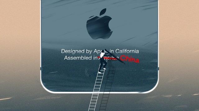 Giấc mơ iPhone 'made in America'