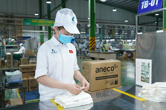 Bắt tay nhà thiết kế hàng đầu thế giới, An Phát Holdings gấp rút xây nhà máy nguyên liệu xanh tại Hải Phòng