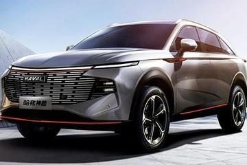 Haval Shenshou - đối thủ mới của Honda CR-V