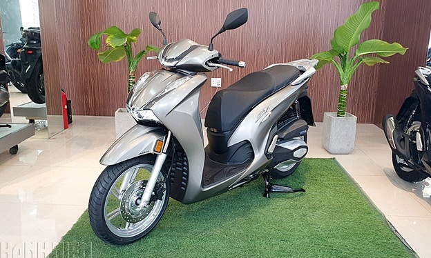 Lộ thông tin Honda SH350i sắp phân phối chính hãng tại Việt Nam