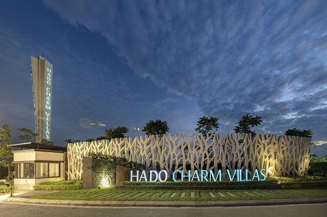 Hà Đô sẽ ghi nhận doanh thu Hado Charm Villas từ quý III