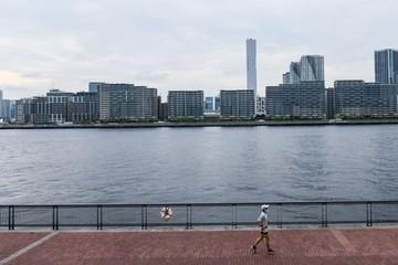 Giá nhà Tokyo tăng quá cao, căn hộ ở Làng Olympic thu hút người mua