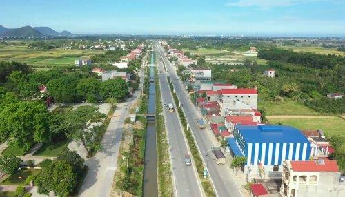Lập quy hoạch, nghiên cứu 3 khu dân cư đô thị gần 120 ha ở Thanh Hóa
