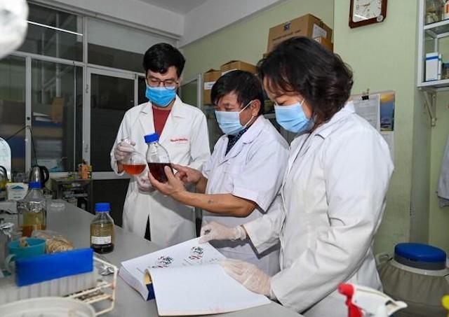 Việt Nam điều chế thành công thuốc điều trị Covid-19