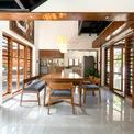 <p> Có lợi thế về diện tích, các căn phòng đều được thiết kế rộng rãi.</p>