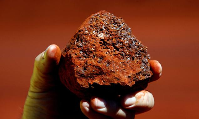 Fitch Solutions: Giá quặng sắt có thể xuống tới 75 USD/tấn vào năm 2025