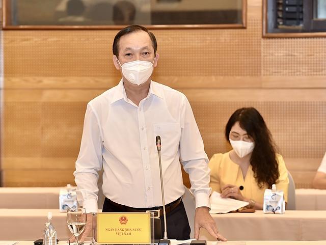 Phó Thống đốc Đào Minh Tú. Ảnh: NHNN