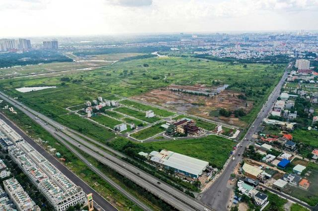 Dự án Sài Gòn Bình An. Ảnh: Nhịp sống kinh tế