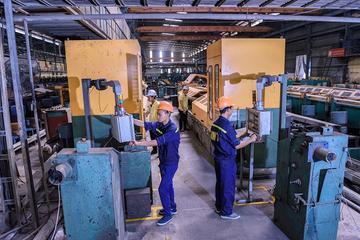 Doanh nghiệp vật liệu cơ bản Việt Nam hưởng lợi khi sản xuất toàn cầu hồi phục