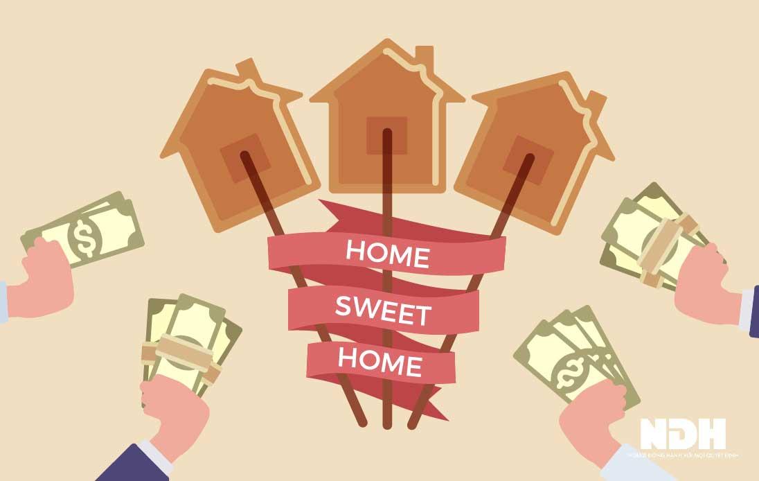 Những tín hiệu khả quan từ thị trường bất động sản