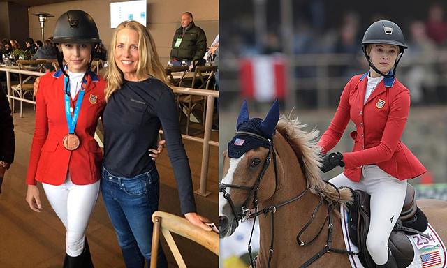 'Kỳ phùng địch thủ' của con gái Bill Gates: Cũng tốt nghiệp Stanford, lọt top 5 VĐV cưỡi ngựa dưới 25 tuổi xuất sắc nhất thế giới