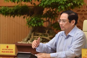 Thủ tướng: Việt Nam có thể sản xuất được vaccine Covid-19 vào tháng sau