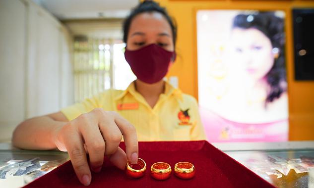 Đề xuất không tăng thuế xuất khẩu vàng