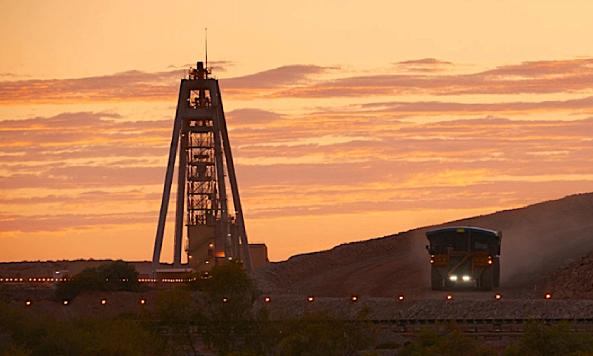 'Ông lớn' Australia chi 182 triệu USD mở rộng mỏ vàng