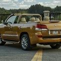 <p> Chiếc xe được thiết kế riêng cho những người có sở thích chơi chim ưng, một thú vui đắt tiền tại quốc gia Trung Đông này.</p>