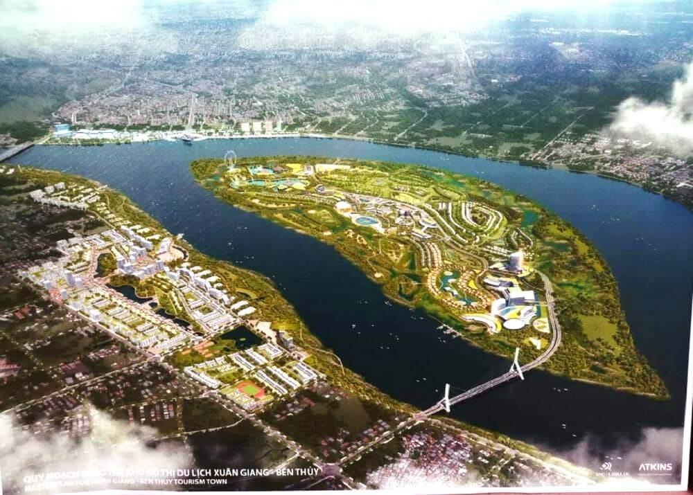Hà Tĩnh xem xét dự án Xuân Giang 2 của T&T Group sau khi có quy hoạch tỉnh