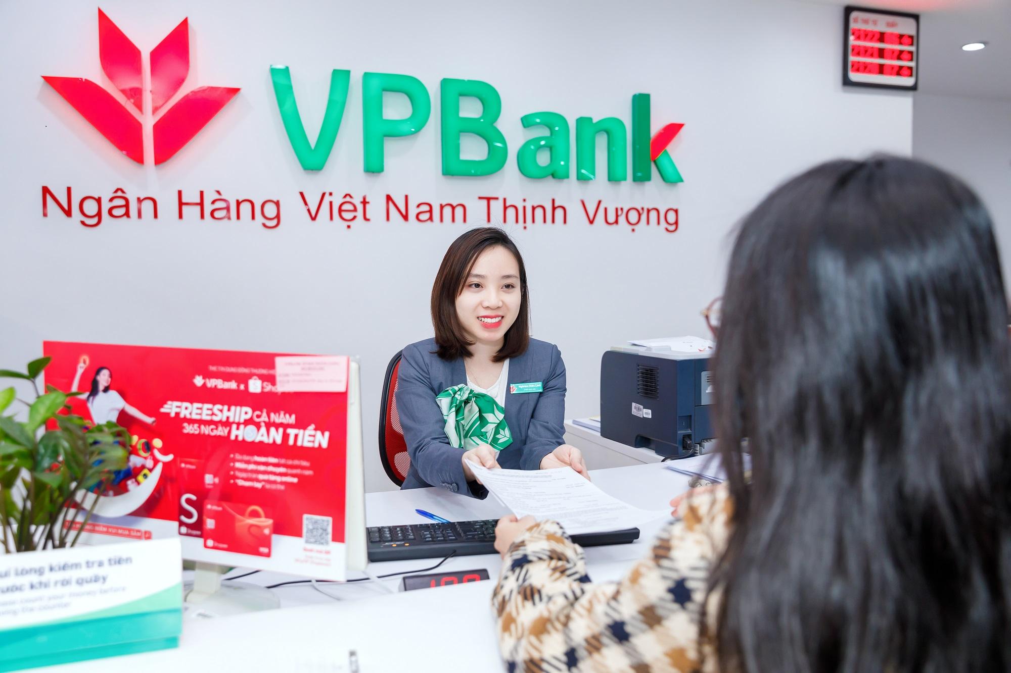 VPB dẫn dắt cổ phiếu ngân hàng
