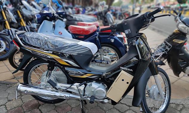 Honda Dream 125 có phiên bản mới, rục rịch về Việt Nam