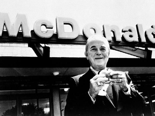 Ray Kroc và con đường gây dựng đế chế đồ ăn nhanh nổi tiếng thế giới