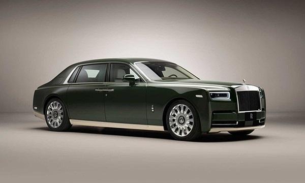 Lãi suất vay mua xe Rolls-Royce thấp hơn Toyota tại Mỹ
