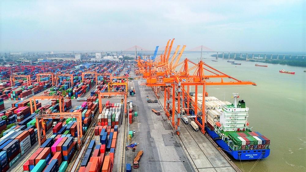 VDSC: Ngành cảng biển duy trì lạc quan, Hải An dẫn đầu vận tải container nội địa