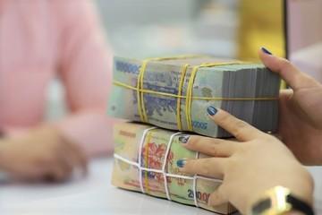 Tiền gửi doanh nghiệp tăng nhanh trong thời dịch