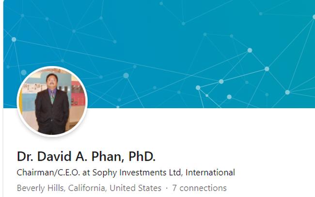 CEO từng liên quan đường dây đa cấp toàn cầu rót 2,2 tỷ USD lập 'siêu' công ty