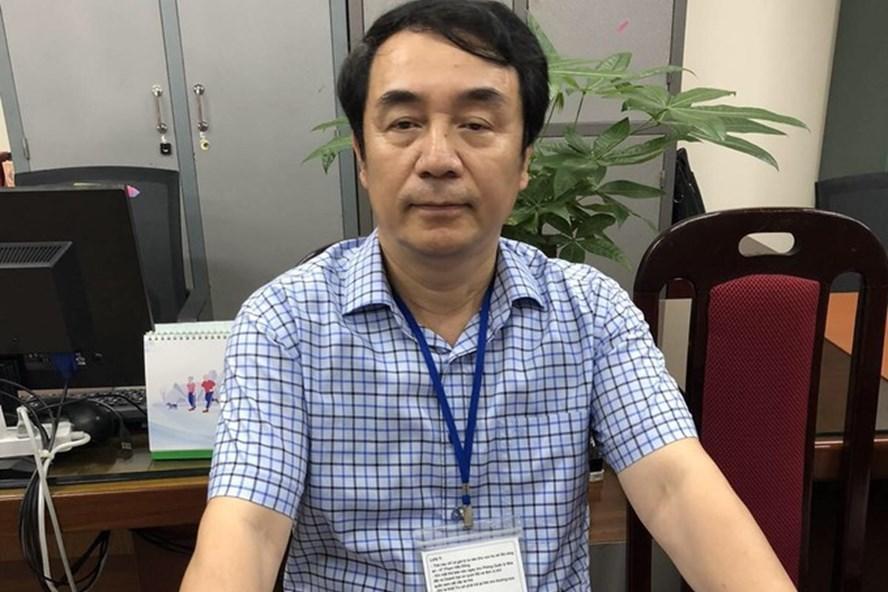 Bắt ông Trần Hùng- Tổ trưởng Tổ 1444 Tổng cục Quản lý thị trường liên quan vụ sách giáo khoa giả
