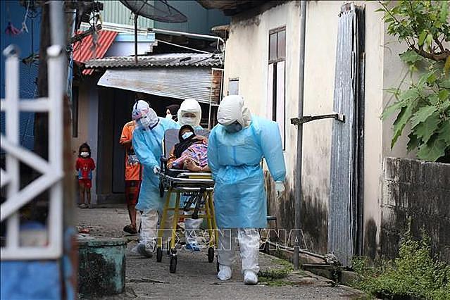 Thái Lan ghi nhận số ca tử vong do Covid-19 trong ngày cao nhất