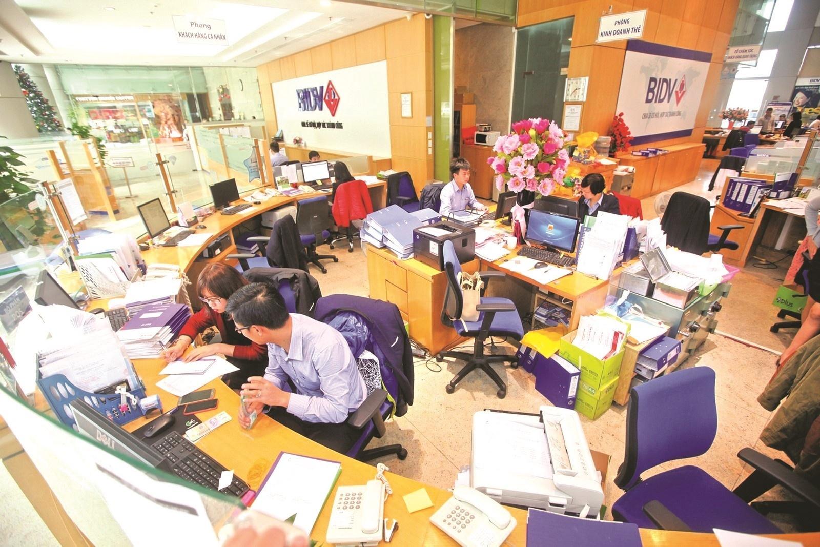 Ngân hàng thúc đẩy lưu thông dòng vốn