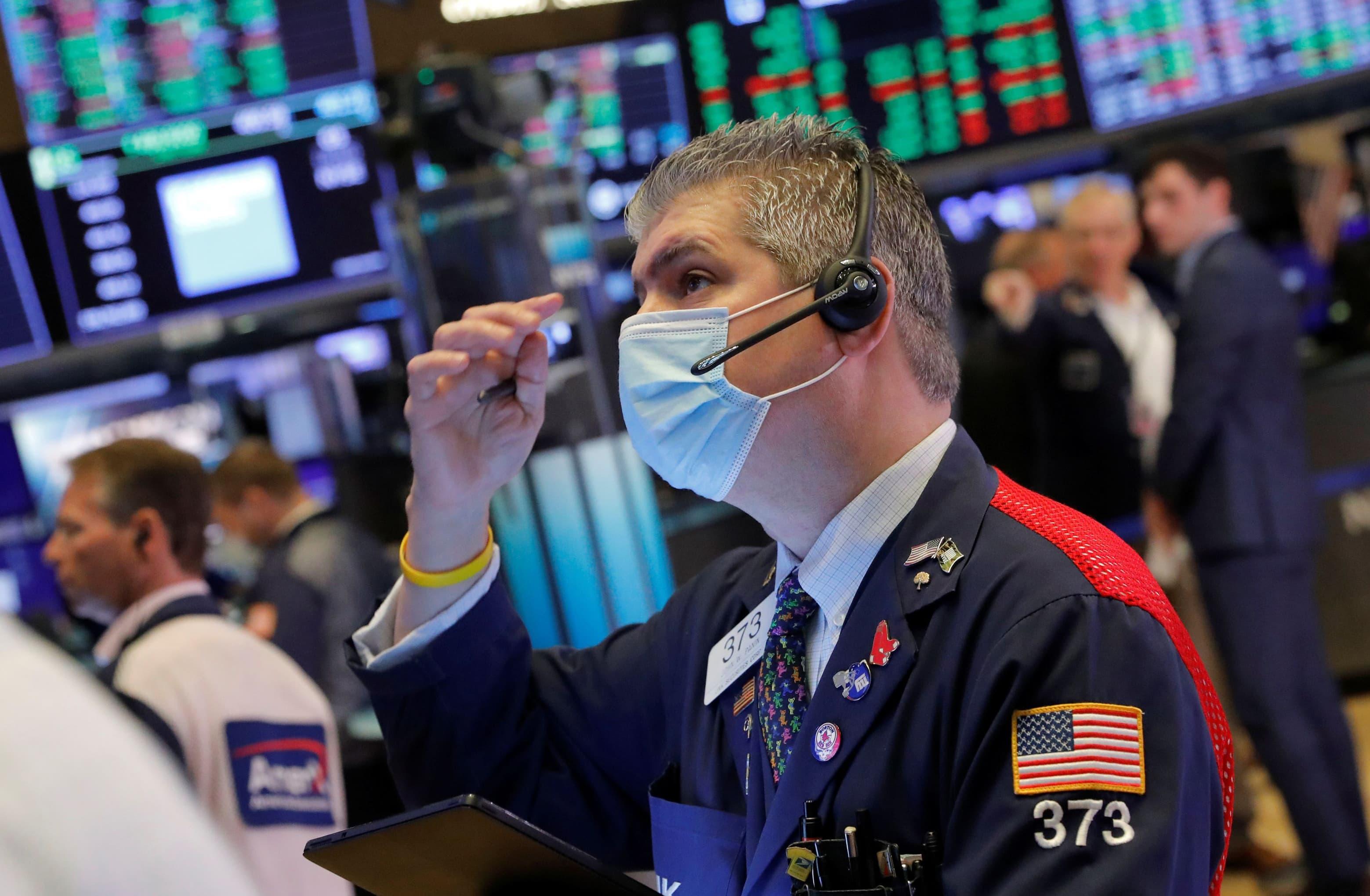 Số liệu bán lẻ gây lo ngại, Phố Wall rời đỉnh, S&P 500 giảm sâu nhất một tháng