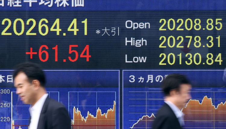 New Zealand giữ nguyên lãi suất, chứng khoán châu Á tăng