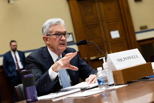 Chủ tịch Fed: Biến chủng Delta chưa chắc ảnh hưởng đà phục hồi kinh tế Mỹ