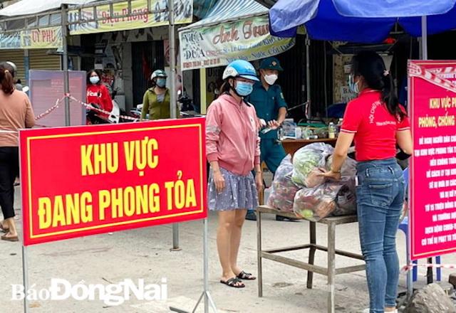 Đồng Nai kiến nghị Chính phủ hỗ trợ 3.100 tấn gạo