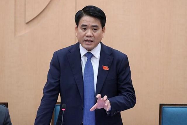 Ông Nguyễn Đức Chung nhận trách nhiệm, 'xin' không xử lý cán bộ dưới quyền