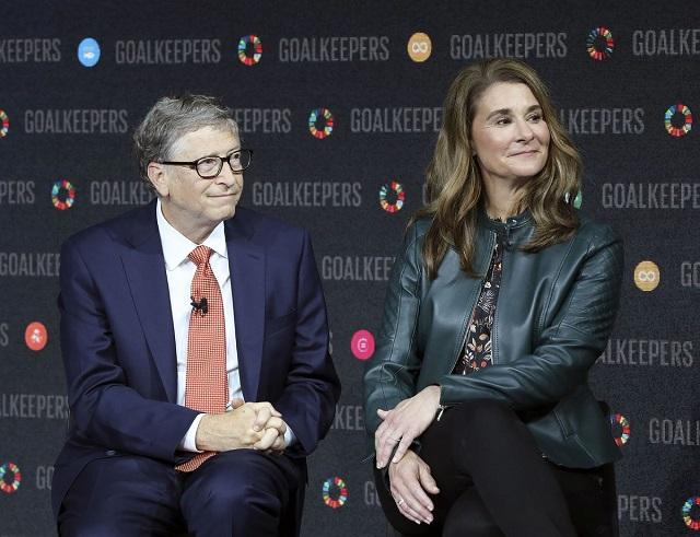 Vợ cũ Bill Gates nằm trong Top 30 phụ nữ giàu nhất nước Mỹ sau ly hôn